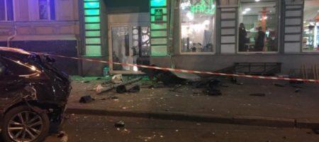 УЖАС В ХАРЬКОВЕ! Джип в центре города влетел в толпу, множество жертв (ВИДЕО 18+)