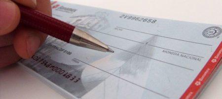 В Нацбанке собираются наштамповать чековых книжек на год вперед