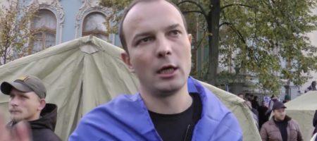 Это Майдан! Нардепов не выпускают с ВР, протестующие ставят палатки, говорят о готовности идти на штурм (ВИДЕО)