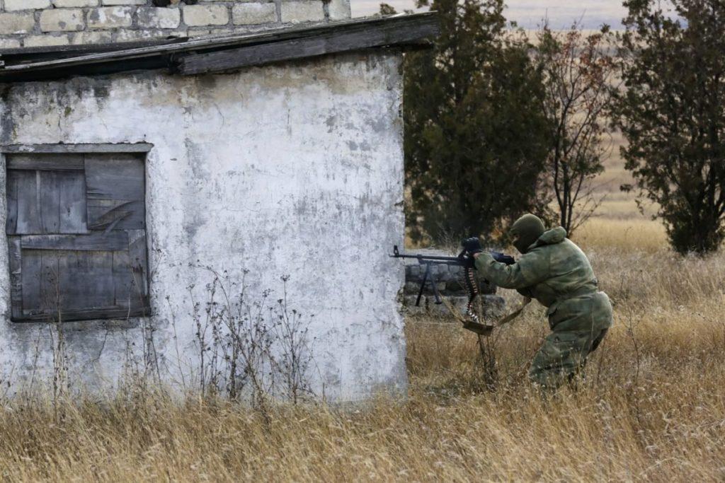 Кровавая бойня на российской границе с Украиной! Убиты пограничники