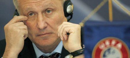 Григорий Суркис опять в эпицентре скандала