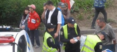 В Харькове полиция поймала за рулем пьяного идиота, который вышел по УДО за кровавое ДТП которое унесло жизнь 6 человек