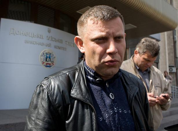 """Главарь """"ДНР"""", взбешенный словами Яроша, ответил когда Донбасс вернется в состав Украины"""