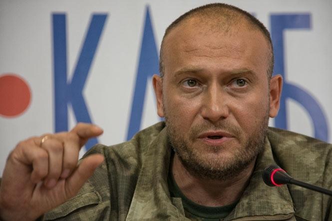 Ярош сделал неожиданное заявление, и назвал точно когда Донецк и Луганск будет возвращен Украине