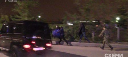 "Журналисты ""Схем"" показали, как охрана олигарха Медведчука напала на их команду (ВИДЕО)"