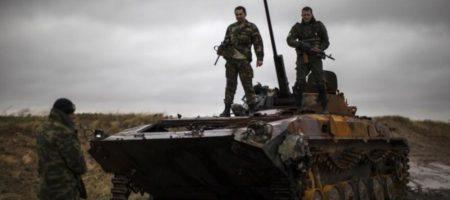 В районе Донецкого аэропорта у боевиков взорвался склад с боеприпасами, несколько погибших (ВИДЕО)