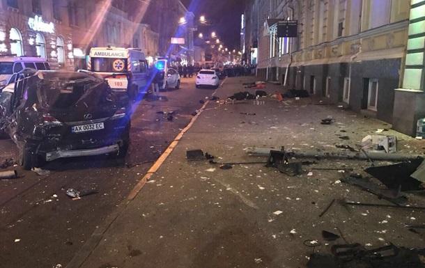 ЖУТКОЕ ДТП В ХАРЬКОВЕ: Водителю Volkswagen Touareg Дронову сообщили о подозрении