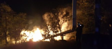 СРОЧНО! Мощный взрыв сотряс Крым! Множество пострадавших. Часть полуострова без света и газа (ВИДЕО)