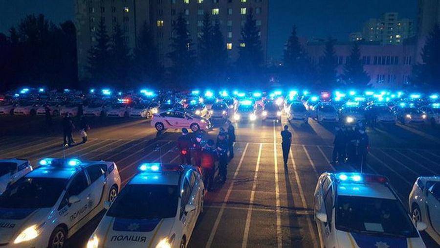 У Києві по тривозі підняли усі спецслужби силовиків, люди налякані ФОТО