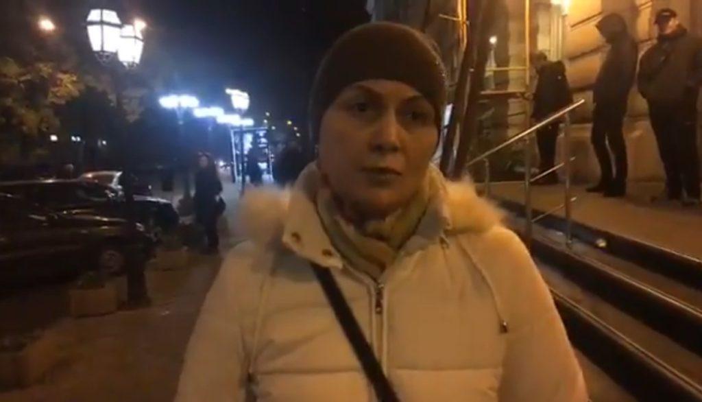 """""""Я из Донецка, а вы захватчики и фашисты!"""" - ватница-фанатка Райкина разозлила одесситов и весь интернет (ВИДЕО)"""