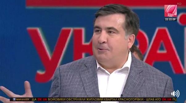 Мама и бабушка хорошо зарабатывают: Саакашвили рассказал о богатствах своей семьи