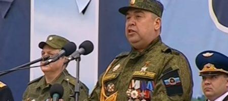 Недогенерал, недореспублики Плотницкий драпанул в Россию бросив товарищей на Захарченка