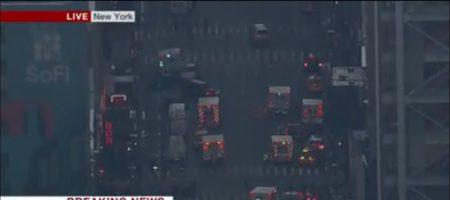 ТЕРМІНОВА НОВИНА! В Нью-Йорку на Манхеттені пролунав вибух, йде евакуація (ВІДЕО)