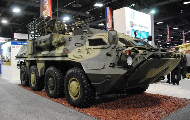 За год Украинская армия получила более 600 новых образцов вооружения