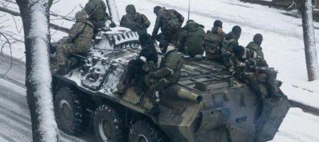 Пророссийские боевики в первый же день нарушили новогоднее перемирие