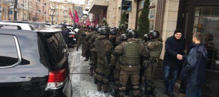 Нардеп Каплин с соратниками ворвался в Минюст и требовали отставки Петренко (ВИДЕО)