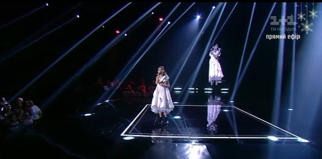 """Победная песня участника проекта """"Голос дети 4"""" Украина (ВИДЕО)"""