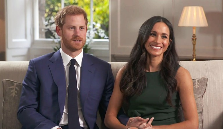 Журналисты узнали когда должна пройти свадьба принца Гарри и Меган Маркл