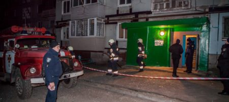 Совершено покушение на женщину-полицейскую, подорвали квартиру (ВИДЕО)