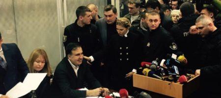 Прокурор в суде заявил, что российские спецслужбы могут ликвидировать Саакашвили, политик остро ответил (ВИДЕО)