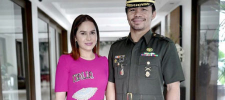 Президент Филиппин назвал своим приемником известного экс боксера Мэнни Пакьяо