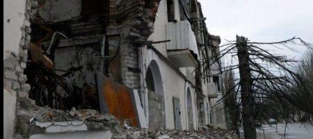 ВСУ начало эвакуацию населения жителей пострадавшего под обстрелами ГРАДов