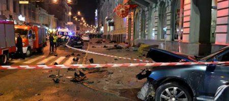 Фигурант жесткого ДТП в Харькове отправился в больницу