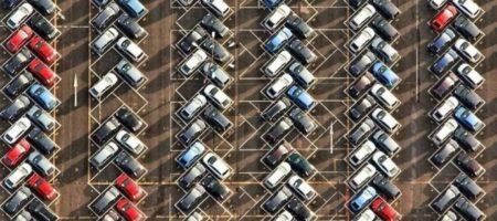 Нардепы ввели солидные штрафы за неправильную парковку