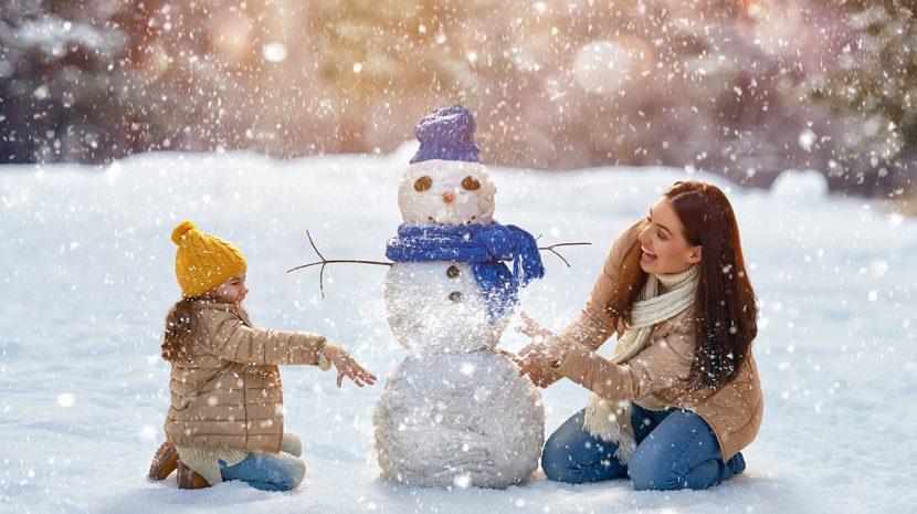Привет настоящая зима: в Украину приходят настоящие морозы и заметили
