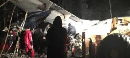 Первые подробности жуткой авиакатастрофы: на борту было 25 человек