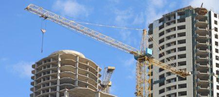 В Минрегион развития назвали области лидирующие по темпам строительства