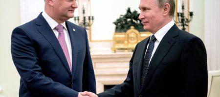 Молдова выдвинула России серьезные обвинения, касательно вмешательства во внутренние дела