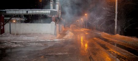 Прорыв воды в Днепре, затопило несколько улиц (ВИДЕО)