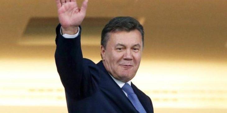 Патрульная полиция Харькова задержала Виктора Януковича