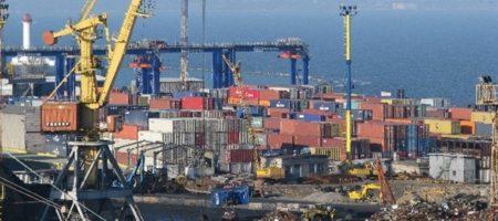 Украина удвоила негативное сальдо внешней торговли в минус $5 млрд