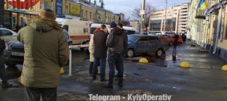 В Киеве произошла перестрелка у здания Святошинского суда, есть жертвы