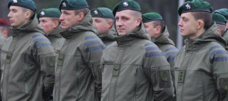 В Украину прибыли военные инструктора из Литвы