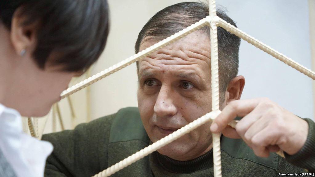 """""""Все будет нормально, все будет Майдан"""" - крымские оккупанты влепили Балуху 4 года, за флаг Украины"""