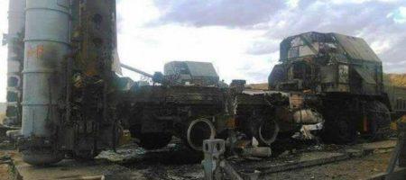 Сирийцы показали фотодоказательство уничтожения С-400 ВС РФ на Хмеймиме (ФОТО)