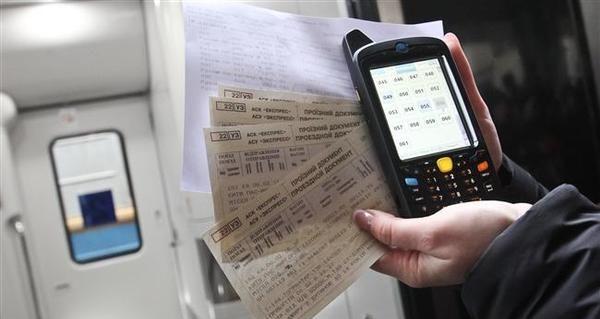 """В """"Укразализнице"""" сообщили, что половину своих билетов продают через интернет"""