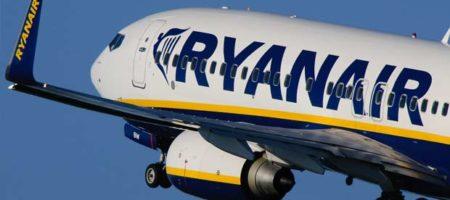 С 2019 лоукостер Ryanair может начать летать в Харьков