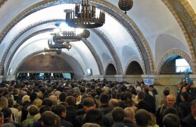 ЧП в Киевском метро: сразу несколько станций закрыто из-за серьезной проблемы