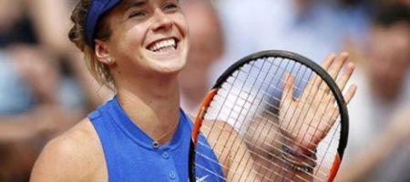Первая ракетка Украины Элина Свитолина стала первой представительницей нашей страны в четвертьфинале Australian Open