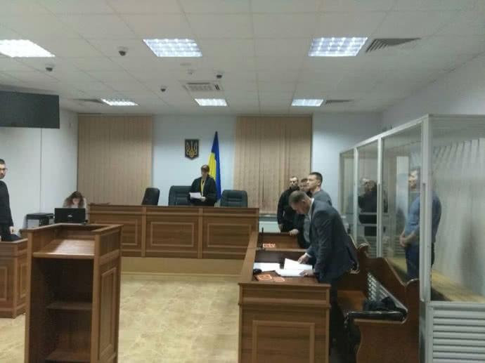 Двух арестовали на два месяца за попытку поджога монастыря УПЦ МП