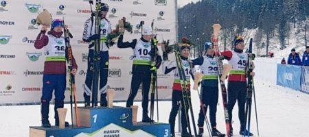 Результаты мужской спринтерской гонки на чемпионате Европы в Риднау