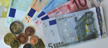 Евро начал снова расти, после публикации данных о ВВП еврозоны