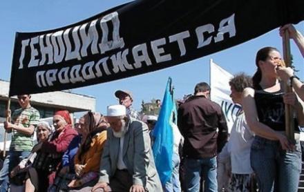 Меджилис сделал доклад о количестве пострадавших и арестованных российскими оккупантами Крыма