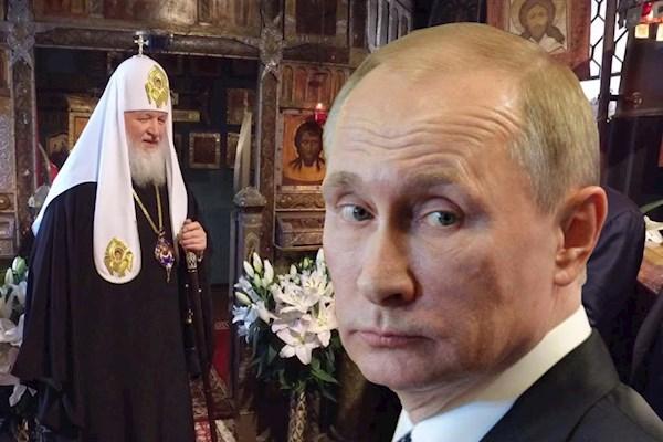 Путин жестко оскорбил РПЦ, но Кирилл опустил голову промолчал