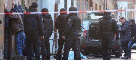 Спецоперация со стрельбой в центре Одессе: полиция задерживает преступников, есть погибший