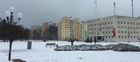 Славутич Киевской области, полностью отключили от газа из-за долгов